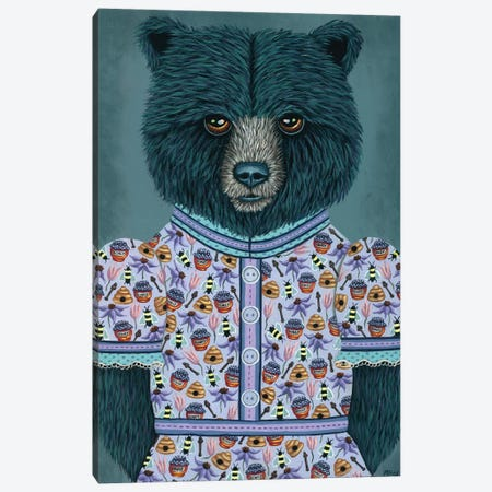 Beatrice's Honey Dress Canvas Print #RAY20} by Marisa Ray Canvas Art Print