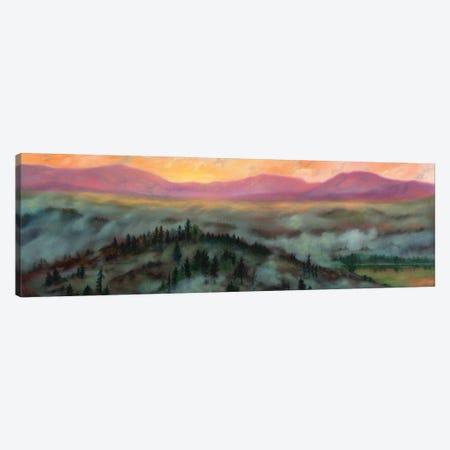 Here Comes The Sun Canvas Print #RBC20} by Rebecca Baldwin Canvas Print