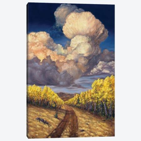 High Desert Heaven Canvas Print #RBC22} by Rebecca Baldwin Canvas Art Print