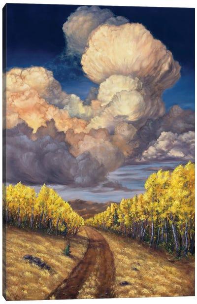 High Desert Heaven Canvas Art Print