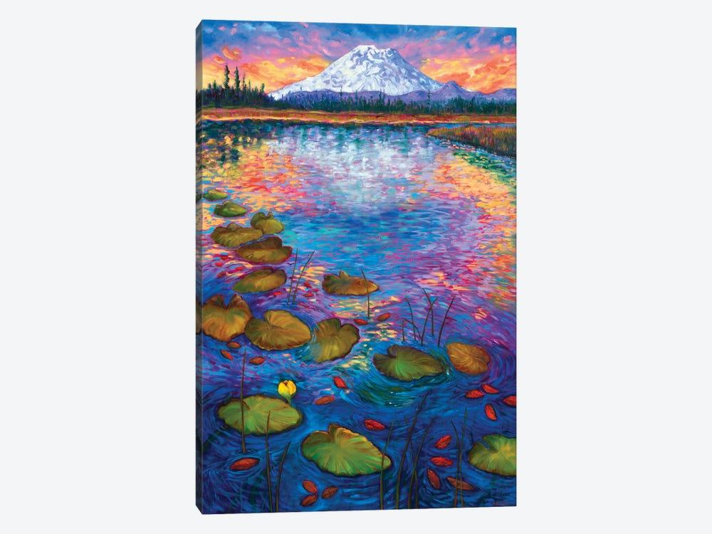 Hosmer Lake by Rebecca Baldwin 1-piece Art Print