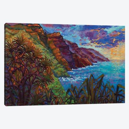 Kauai Color Canvas Print #RBC28} by Rebecca Baldwin Canvas Print