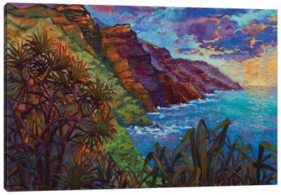 Kauai Color Canvas Art Print