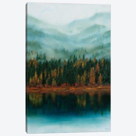 Mists Of Autumn Canvas Print #RBC32} by Rebecca Baldwin Canvas Wall Art