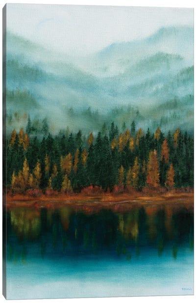Mists Of Autumn Canvas Art Print