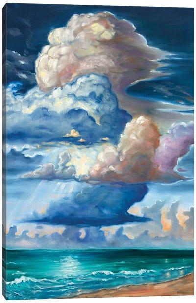 Secret Sea Canvas Art Print