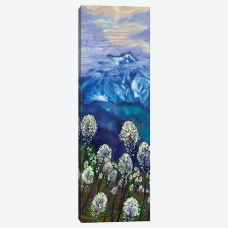 Spring Bear Grass Canvas Print #RBC48} by Rebecca Baldwin Canvas Art Print