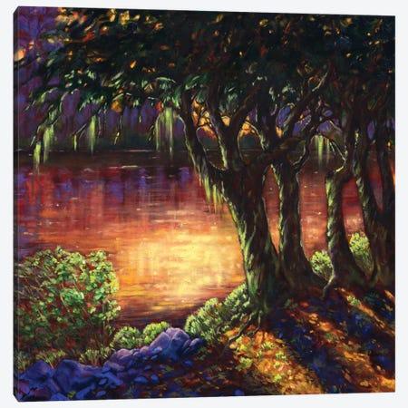Summer Dreams Canvas Print #RBC51} by Rebecca Baldwin Canvas Wall Art