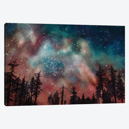 To Infinity And Beyond Canvas Print #RBC52} by Rebecca Baldwin Canvas Art