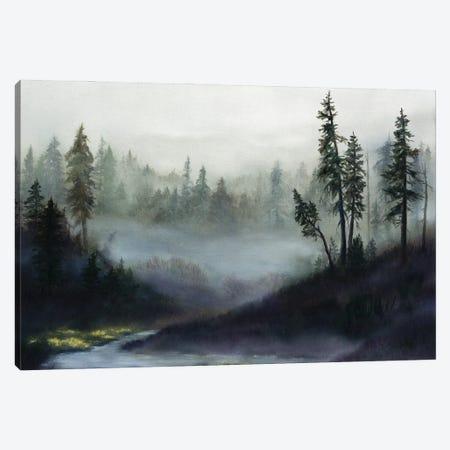 Silent Music Canvas Print #RBC58} by Rebecca Baldwin Canvas Wall Art