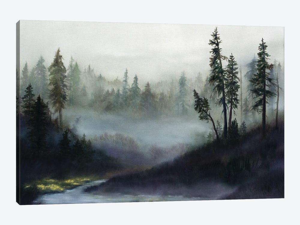 Silent Music by Rebecca Baldwin 1-piece Canvas Art