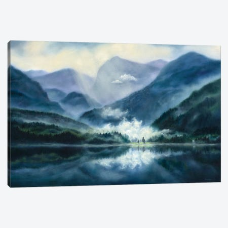 Solace Canvas Print #RBC60} by Rebecca Baldwin Canvas Art Print