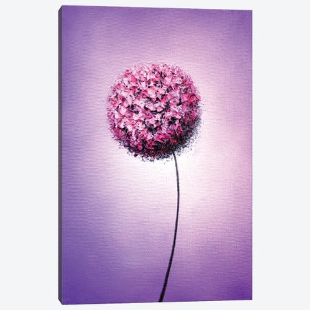 Blissful Bloom Canvas Print #RBI101} by Rachel Bingaman Canvas Artwork