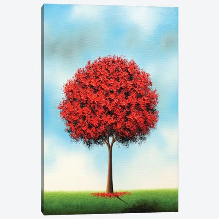 Bright Tomorrows Canvas Print #RBI103} by Rachel Bingaman Canvas Art