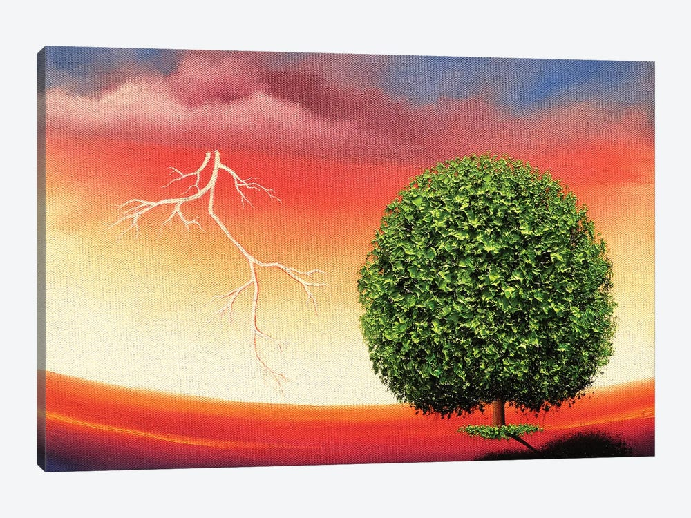 By And By by Rachel Bingaman 1-piece Canvas Print