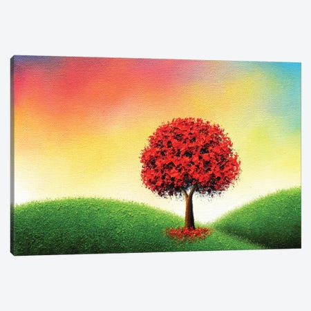 Carry Today Canvas Print #RBI105} by Rachel Bingaman Canvas Art Print