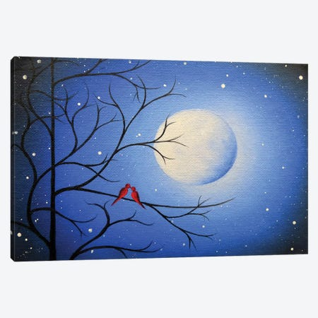 Forever After Canvas Print #RBI107} by Rachel Bingaman Art Print