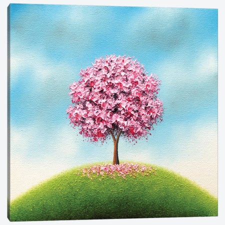 Full Bloom Canvas Print #RBI108} by Rachel Bingaman Canvas Art