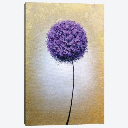 Glorious Bloom Canvas Print #RBI109} by Rachel Bingaman Canvas Art