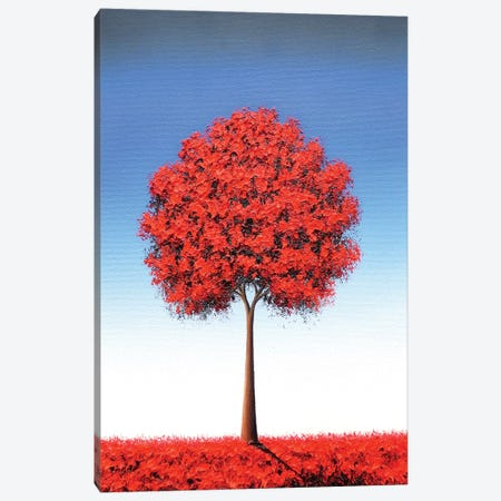 Holding Boldly Canvas Print #RBI110} by Rachel Bingaman Art Print