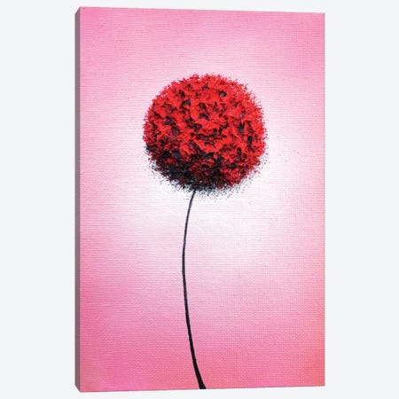 Love's Blooming Canvas Print #RBI112} by Rachel Bingaman Canvas Print