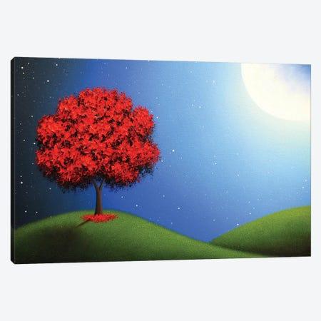 Midnight Sights Canvas Print #RBI113} by Rachel Bingaman Art Print