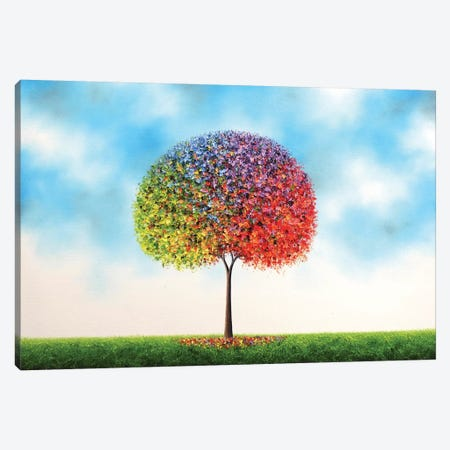 Better Tomorrows Canvas Print #RBI11} by Rachel Bingaman Canvas Wall Art