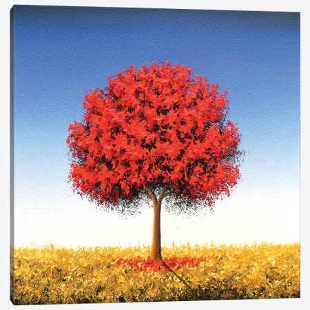 Today's Calling 3-Piece Canvas #RBI122} by Rachel Bingaman Canvas Artwork