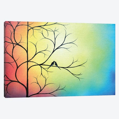Yours Truly Canvas Print #RBI130} by Rachel Bingaman Canvas Art Print