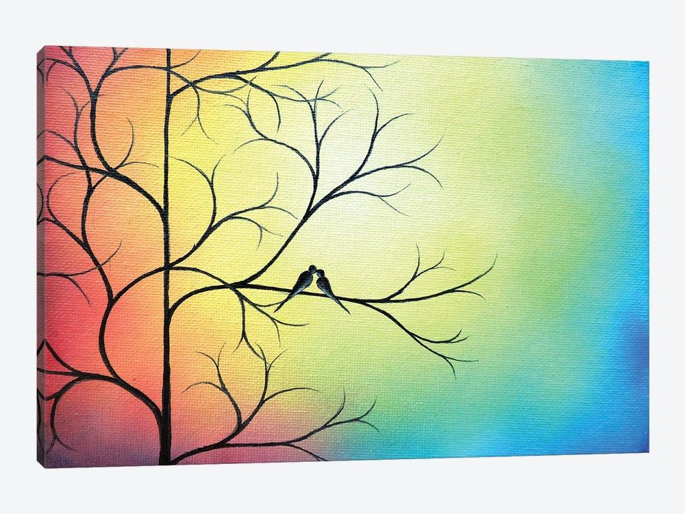 Yours Truly by Rachel Bingaman 1-piece Canvas Artwork