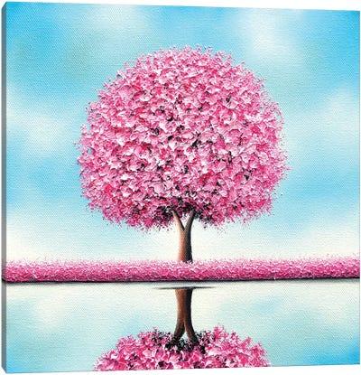 Beneath The Bloom Canvas Art Print