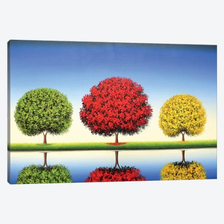 Boundless Skies Canvas Print #RBI137} by Rachel Bingaman Canvas Art