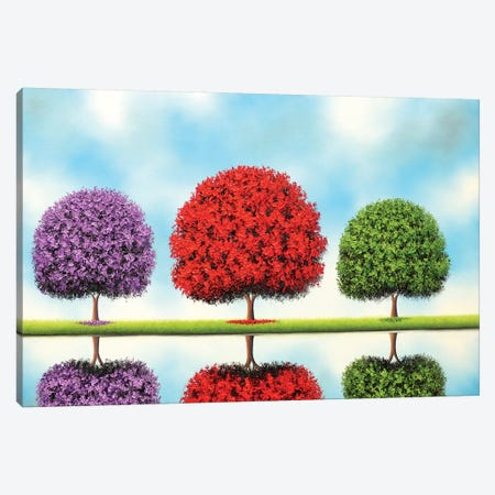 Daylight Finds Us Canvas Print #RBI138} by Rachel Bingaman Canvas Print