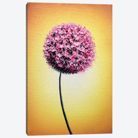 Enchanted Blossom Canvas Print #RBI139} by Rachel Bingaman Canvas Art Print
