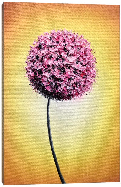 Enchanted Blossom Canvas Art Print