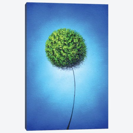 Garden Dance Canvas Print #RBI140} by Rachel Bingaman Canvas Art