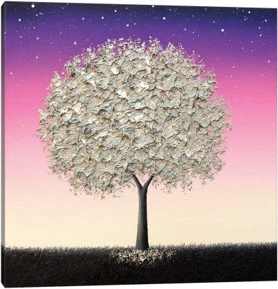 Night's Call Canvas Art Print