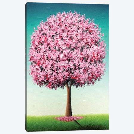Spring's Bold Bloom Canvas Print #RBI145} by Rachel Bingaman Art Print