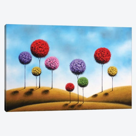 Catching Dreams Canvas Print #RBI15} by Rachel Bingaman Canvas Art Print