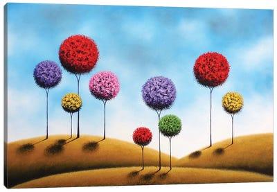 Catching Dreams Canvas Art Print