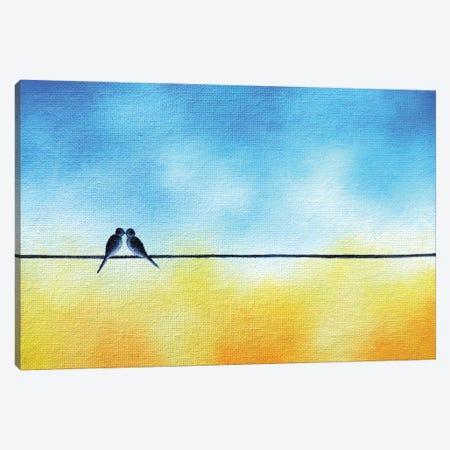 Cherishment Canvas Print #RBI16} by Rachel Bingaman Canvas Print