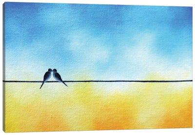 Cherishment Canvas Art Print