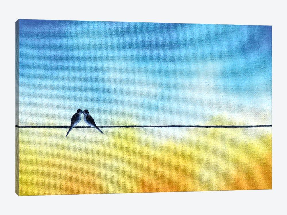 Cherishment by Rachel Bingaman 1-piece Canvas Wall Art