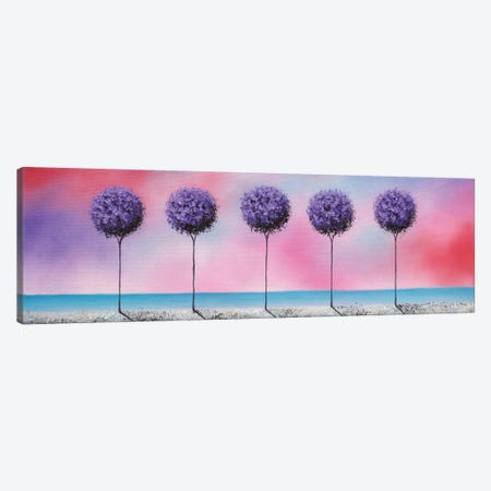 Echoes Of Summer Canvas Print #RBI21} by Rachel Bingaman Canvas Print