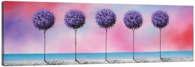 Echoes Of Summer Canvas Art Print