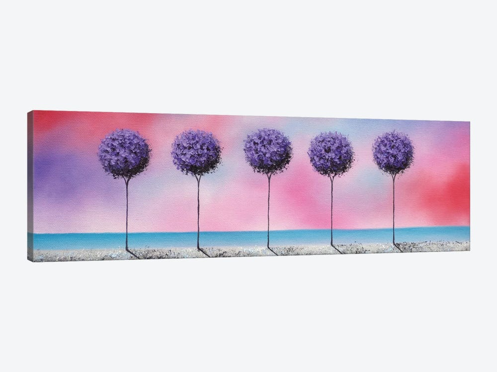 Echoes Of Summer by Rachel Bingaman 1-piece Canvas Art