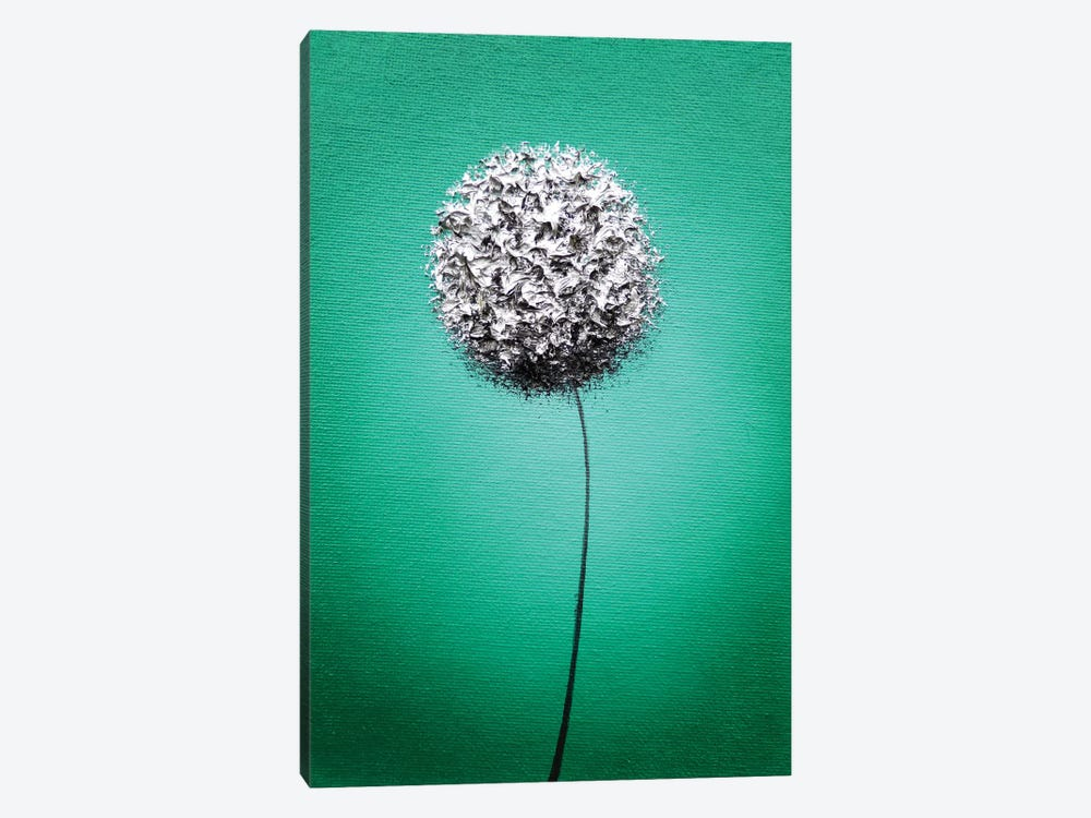 Emerald Bliss by Rachel Bingaman 1-piece Canvas Wall Art