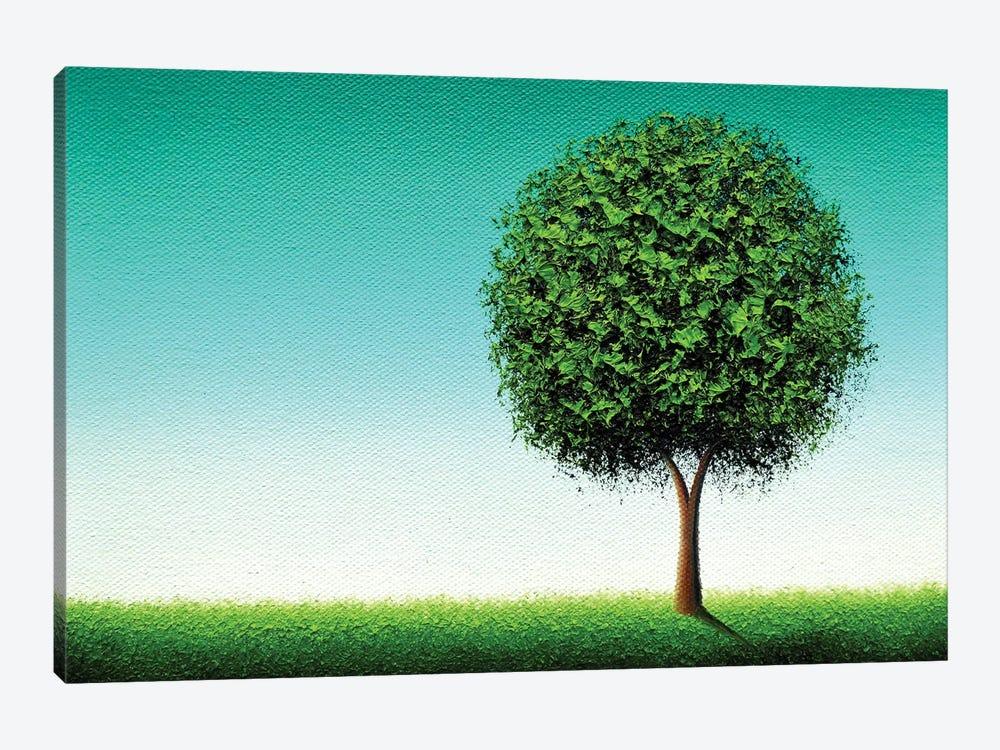 Luck's Blooming by Rachel Bingaman 1-piece Canvas Art Print