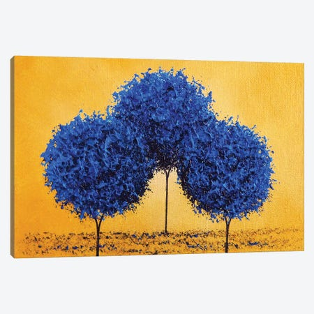 Memory's Child Canvas Print #RBI44} by Rachel Bingaman Canvas Art
