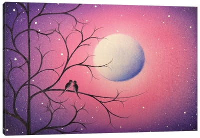 Midnight Callings Canvas Art Print